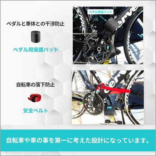 【返品保証】サイクルキャリア自転車BN'BRACKビーエヌビーラックGENESISリアセダン一部車種可ロードバイククロスバイク送料無料【あす楽】