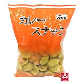 【玉木製菓 カレースナック】