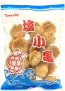 【玉木製菓 塩小亀せんべい】