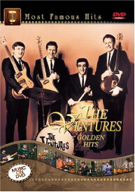 【送料無料・営業日15時までのご注文で当日出荷】(新品DVD) THE VENTURES GOLDEN HITS ザ・ベンチャーズ SIDV−09010