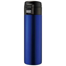 送料込み ワンタッチマグボトル300ml F-2696(ブルー) (のし包装対応不可商品です)