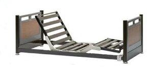 [フランスベッド] 超低床 フロアーベッド 3モーター FLB-03J FLB-04R 固定脚タイプ 電動ベッド 介護ベッド リクライニングベッド 3モーター 背あげ 脚上げ 高さ調節 France BeD