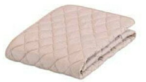 [フランスベッド] グッドスリープ プラス羊毛ベッドパッド 介護ベッド用 85幅