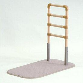 [矢崎化工] たちあっぷ ステンレス仕様 CKA-12 置き型手すり 置くだけ 簡単設置 介護 ベッドサイド 布団 寝室 ソファ 立ち上がり 起き上がり 重量15.3kg 手すり高さ70/75/80/85cm ヤザキ