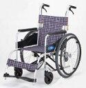 [日進医療器]NEO-1S 自走用車いす 低床タイプ ノーパンクタイヤ仕様