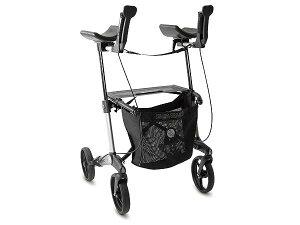 [パラマウントベッド] ハンディウォーク アーム KZ-C21004 KZ-C21005 M/Lサイズ 介護 高齢者 歩行器 歩行車 屋内用 歩行訓練 リハビリ 大人 種類 肘置き 椅子付 カゴ付 PARAMOUNT BED