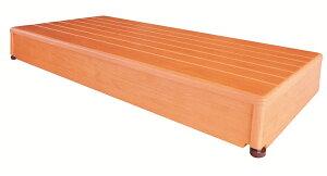 [シコク] 玄関台 (木製) 90W-40 640-040 幅90×奥行40×高さ12cm ステップ台 踏み台 昇降 段差解消