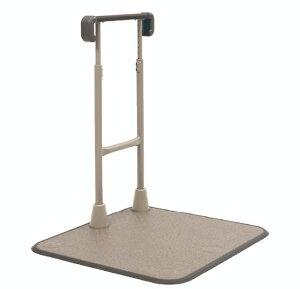 [タマツ] すりてあsix 片手すりS ST6-S (踏み台無し) 置き型 手すり 工事不要 工事無し 室内用 介護 高齢者 玄関 上がり框 段差 昇降