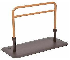 [モルテン] ルーツ ロングタイプ MNTPLGBR 置き型手すり 置くだけ 簡単設置 工事不要 介護 ベッドサイド 寝室 居間 ソファ 立ち上がり 起き上がり 歩行補助 重量17.1kg 手すり高さ70/75/80cm molten