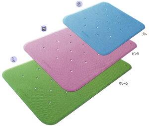 [ウェルファン] トライタッチ Lサイズ 介護 浴室 浴槽 お風呂 滑り止め マット 転倒予防