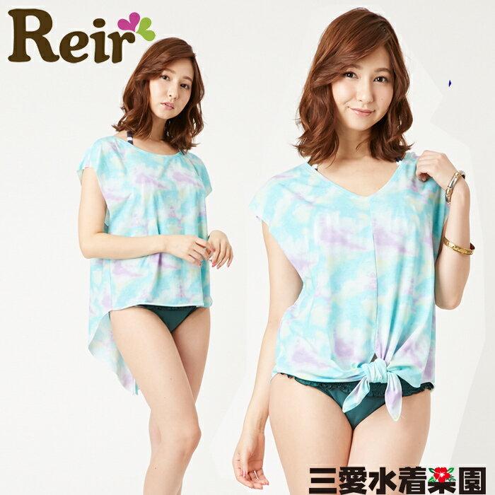 【Reir】Ink Gradation Tシャツ M 水着 みずぎ ミズギ Tシャツ レディース水着 リゾート