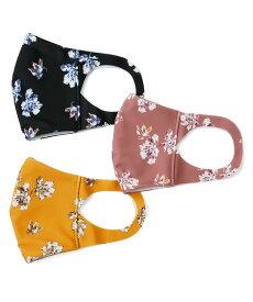 【洗って使える】【UPF50+】Water Bloom Mini 水着素材フェイスマスクM【San-ai Resort(サンアイリゾート)】 水着 みずぎ ミズギ マスク レディース水着