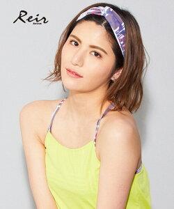 【Reir Active】Ethnic ヘアバンド F