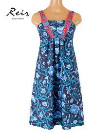 【Reir Premium】Columbia patch(Liberty Fabric)  スイムドレス 9号/11号 水着 みずぎ ミズギ スイムドレス レディース水着
