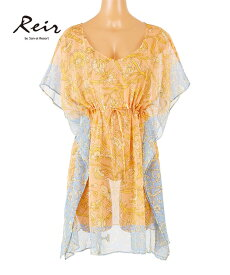 【Reir Premium】Columbia Fusion(Liberty Fabric) ポンチョ M 水着 みずぎ ミズギ ポンチョ レディース水着