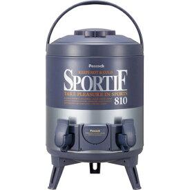 8.1L ピーコック魔法瓶工業ダブルコック ジャグ保冷 保温キーパー ジャグ 8.1LINW-80
