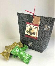 12個入× 3袋 クランチ抹茶&きなこタイプ京都限定 京都みやげ2つの味わい抹茶&きなこ あずきクランチ食物繊維のきな粉