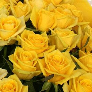 2020年4月【月間優良ショップ受賞】黄色バラ【本数指定で黄色バラの花束】一本 黄バラ 販売【花】プレゼントに◎黄色いバラ 黄バラ 生花 花束 値段 傘寿 米寿 花束 1本 一本 1輪