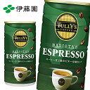 伊藤園 タリーズコーヒー バリスタズエスプレッソ 180g缶×30本入 TULLY'S COFFEE BARISTA'S ESPRESSO