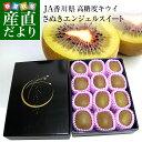 香川県より産地直送 JA香川県 キウイフルーツ さぬきエンジェルスイート 約1.2キロ (10から14玉) キウイフルーツ 送料…