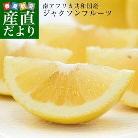 南アフリカ産 ジャクソンフルーツ 約2キロ(9玉入)グレープフルーツ 柑橘 送料無料 市場発送