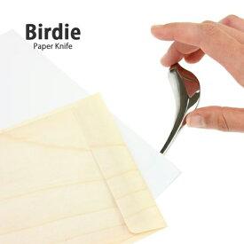 ポイント最大20倍!【+d/プラスディー/アッシュコンセプト】Birdie Paper Knife バーディー ペーパーナイフ(真鍮)