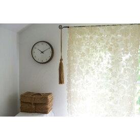 ポイント最大20倍!【Lemnos/レムノス】Campagne カンパーニュ[電波時計]【おしゃれ お洒落 かわいい 可愛い 見やすい 掛け時計 音がしない 連続秒針 引っ越し 新居 プレゼント 北欧】