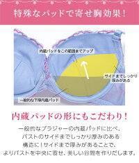 Rushe★甘さと色気が絶妙な花柄刺繍レース☆ブラ&2ショーツ