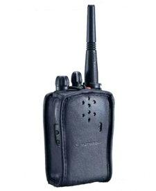 モトローラ 業務用簡易無線 ベルトクリップ・ストラップ付皮ケー JMZN4019