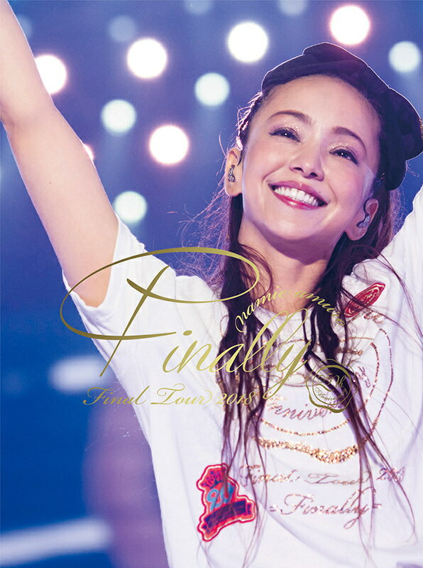 namie amuro Final Tour 2018 〜Finally〜(東京ドーム最終公演+25周年沖縄ライブ+5月東京ドーム公演)(初回生産限定)/Blu−ray Disc
