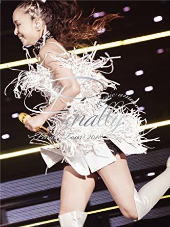 namie amuro Final Tour 2018 〜Finally〜(東京ドーム最終公演+25周年沖縄ライブ+京セラドーム大阪公演)(初回生産限定)/DVD Disc