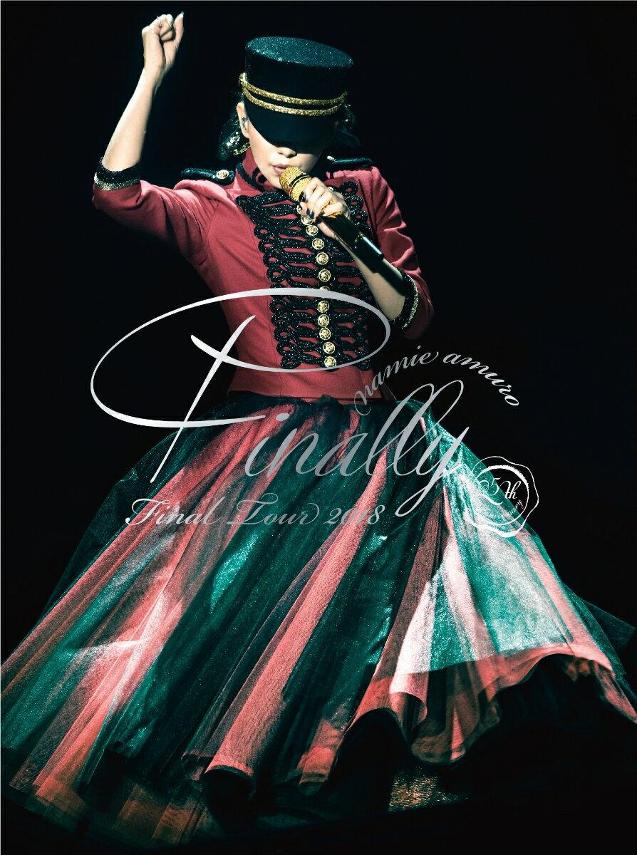 namie amuro Final Tour 2018 〜Finally〜(東京ドーム最終公演+25周年沖縄ライブ+ナゴヤドーム公演)(初回生産限定)/DVD Disc