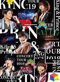 【新品】King & Prince Concert Tour 2019(初回限定盤)/Blue-ray キング&プリンス コンサートツアー2019初回限定版Blue-ray in横浜アリーナ2019.7.21