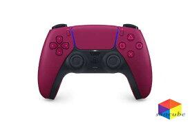 【新品】PlayStation 5 DualSense ワイヤレスコントローラー コズミック レッド (CFI-ZCT1J02)  6/10発売