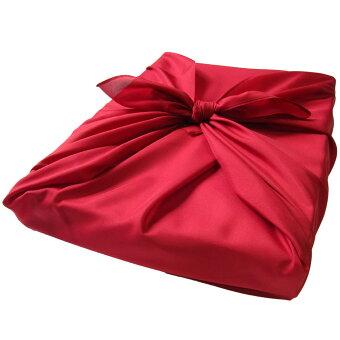 還暦祝い赤いちゃんちゃんこ風呂敷包みギフトセット(フリーサイズ)あす楽対応宅配便送料無料/長寿祝い還暦プレゼント60歳60才六十歳女性父母退職男性用女性用