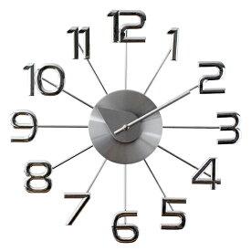 【正規ライセンス】【デザイナー:ジョージ・ネルソン】商品名:Ferris clock(フェリスクロック)【壁掛け時計 】【時計 】【ミッドセンチュリー】【有名】【名作】【アルミ】【デザイナーズ】【楽天】【通販】【鏡】