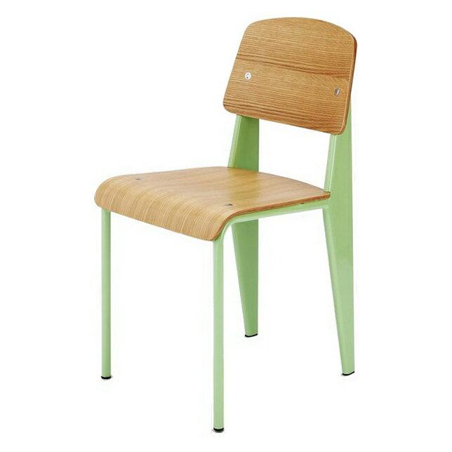 【選べる4色☆】【デザイナー:ジャン・プルーヴェ】 商品名:Standard Chair(スタンダードチェア)プレミアム【リプロダクト/復刻版/ジェネリック】【ダイニングチェア】【椅子】【デザイナーズ】【高品質】【楽天】【通販】