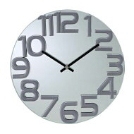 【正規ライセンス】【デザイナー:ジョージ・ネルソン】商品名:MIrrorclock(ミラークロック)【正規品】【ネルソン】【楽天】【通販】【壁掛時計】【時計】