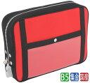【バッグ 鍵つき】メールバッグ 新型!帆布メール用ポーチLサイズSE-1錠付【鍵付き】 W32×H23×D7.5センチ(まとめ…