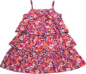 BABY GAP(ベビーギャップ) ラッフルフローラルワンピースドレス