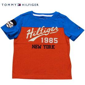 Tommy Hilfiger(トミーヒルフィガー) Hilfiger1985NewYorkフットボールTシャツ