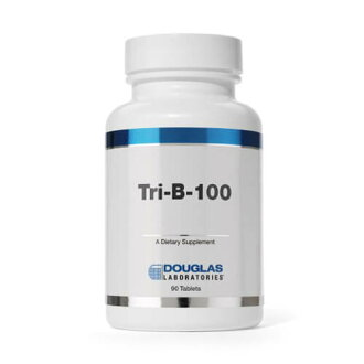 Douglas laboratories Tri-B-100 90 tablets [Tri-B-100], and [7913-90]