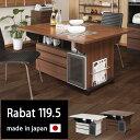 拡張式ダイニングテーブル 幅約119.5cm 2人用 約120cm 天板 キッチンカウンター 折りたたみ式テーブル バタフライテー…