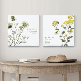 絵画 キャンバス インテリア アートパネル アート おしゃれ 壁掛け 寝室 玄関 絵 花 フラワー 植物 メリフルーアスA 30×30cm サンサンフー