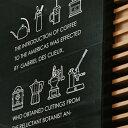 10%OFF+送料無料!7/20で!ウォールステッカー 【カフェ・エ・テール】 はがせる 壁 窓 リフォーム 転写 リビング 壁シール wallsticke…