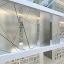 【ミストクロス】1万円以上購入で送料無料 窓 ガラスフィルム 目隠し ウォンドウ シート 曇りガラス デザイン オーダーメイド【…