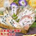 父の日 ギフト 日本海の特撰魚介詰合せ(花) 風呂敷包み 送料無料