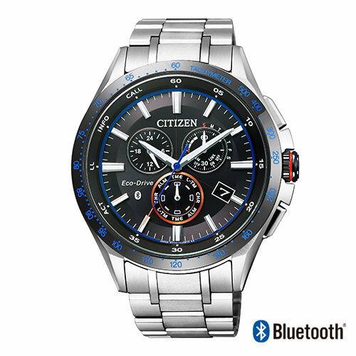 CITIZEN エコ・ドライブ Bluetooth BZ1034-52ECITIZEN/シチズン/エコドライブ/アテッサ/電波時計/GPS/衛星/エコ・ドライブ/ダイレクトフライト/スマートウォッチ/Bluetooth[産経ネットショップ]