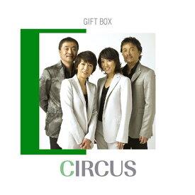 ソニーミュージック 【CD】サーカス ギフト ボックス DYCL-1326 1セット(4枚入)