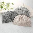 彩香 エムアイジェイ 日本製美濃和紙ニット帽子 3色組 NM-0006 1セット(3枚:3色同サイズ×各1枚)